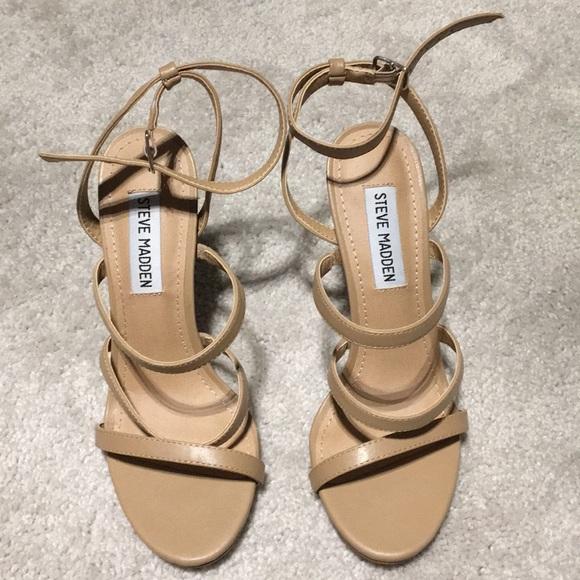 9cee6b45de3 Like new Steve Madden Fauna heels. M 5c0ee837baebf6077f20c88d